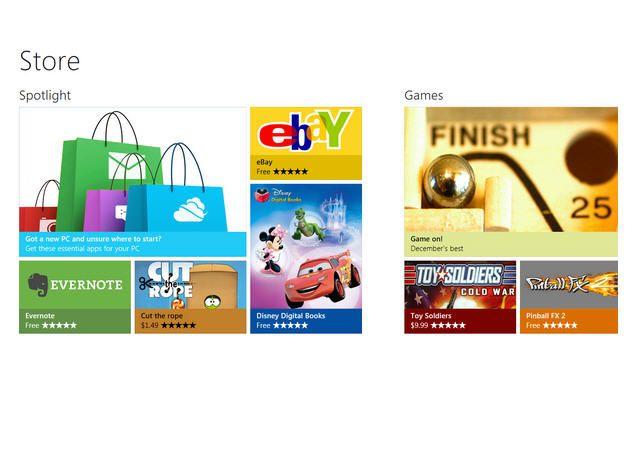 La Windows Store excluirá al software Open Source 30