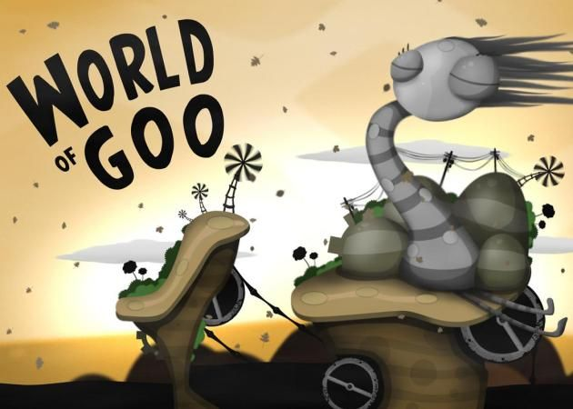 World of Goo llega a Android