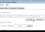 Abre varias aplicaciones en Windows a la vez con 7APL 49