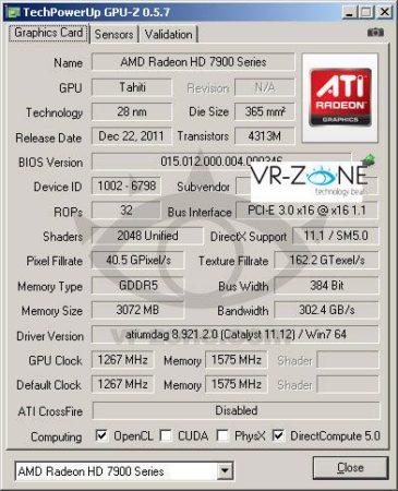 Nuevas AMD Radeon HD 7970 28nm, portento de overclock 29