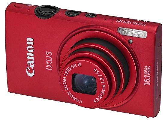 canon ixus 125
