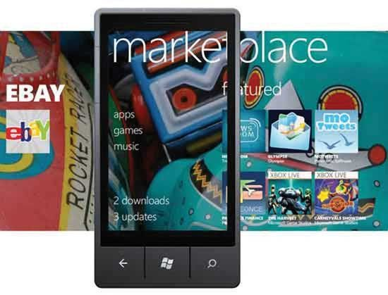 Windows Marketplace ya tiene 60.000 apps