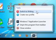 Abre varias aplicaciones en Windows a la vez con 7APL 30