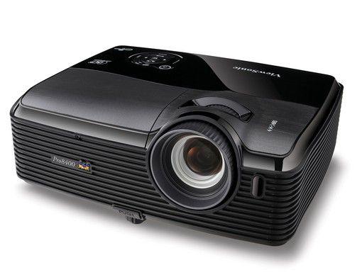 ViewSonic Pro8400, HD a plena luz 29
