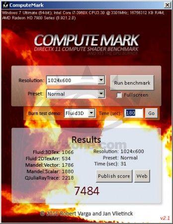 Nuevas AMD Radeon HD 7970 28nm, portento de overclock 34