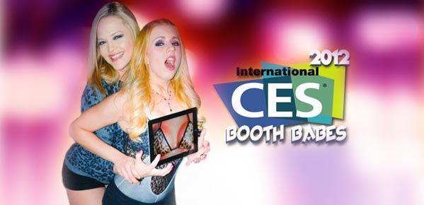 Booth Babes de CES 2012 -Galería 84 fotos-