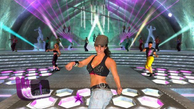 Zumba Fitness llega a Wii y Xbox 360
