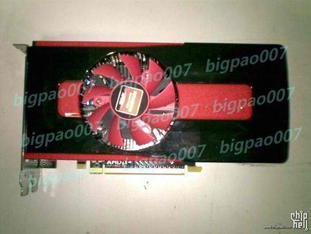 AMD Radeon HD 7700: especificaciones, características y fotos