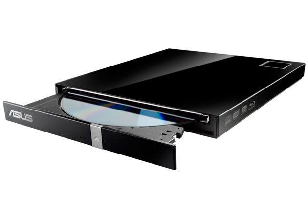 ASUS SBW-06C2X-U, grabadora Blu-ray de diseño exclusivo