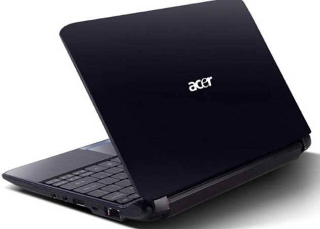 Acer Aspire One D270, netbook con Cedar Trail