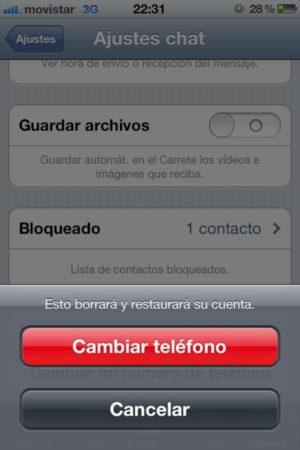 WhatsApp vuelve a App Store, versión 2.6.9 con mejoras de rendimiento 30