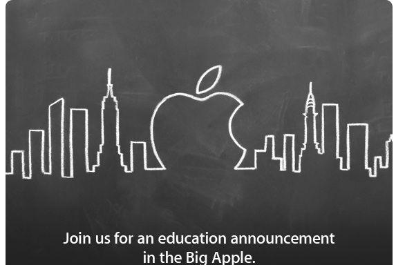 Apple está invitando a los medios para un evento el 19 de enero