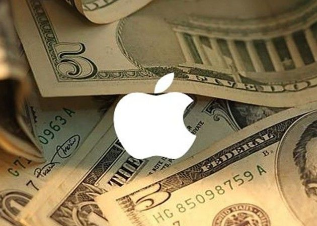 Apple ya es la primera tecnológica mundial
