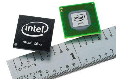 Intel llegará a los tablets en la segunda mitad de 2012 con Clover Trail 32