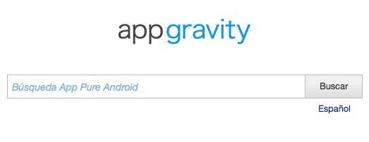 Appgravity, busca aplicaciones Android por la descripción