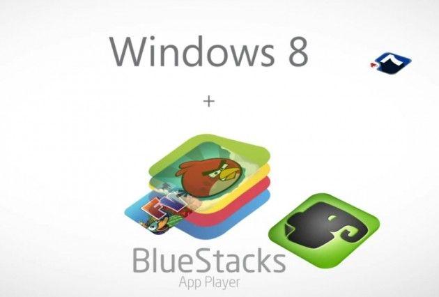 [CES 2012] BlueStacks promete más de 400.000 Apps Android para Windows 8