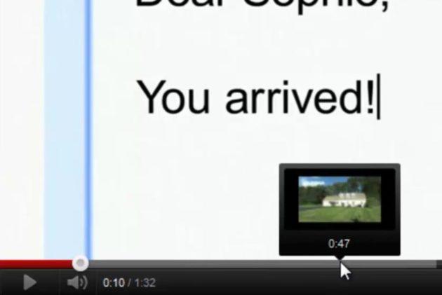 Previsualización de vídeos en YouTube
