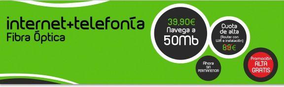 Cablex, 100 megas simétricos -subida y bajada- disponibles en Extremadura 30