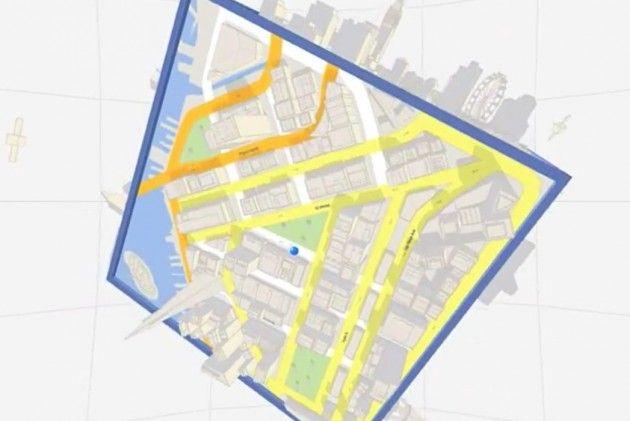 Google lanzará un juego WebGL tipo laberinto con Google Maps (VIDEO)
