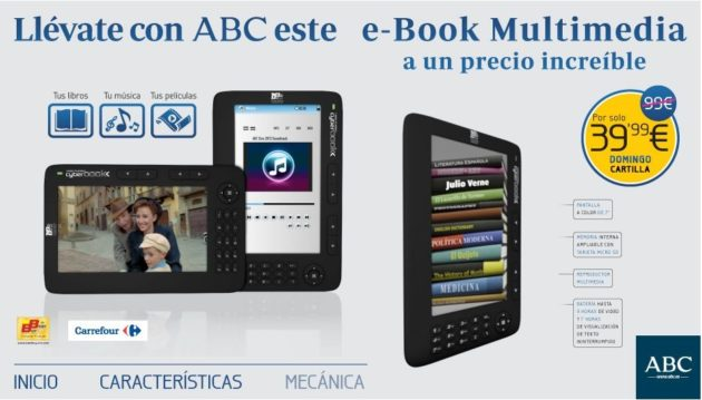 Promoción ABC eBook multimedia
