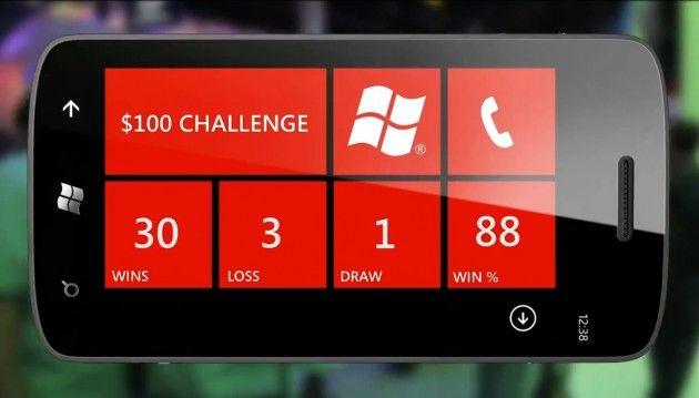 ¿Es tu smartphone más rápido que un Windows Phone?
