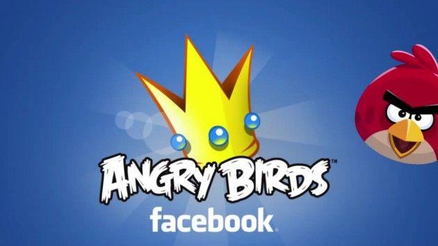 Angry Birds llega a Facebook el próximo 14 de febrero