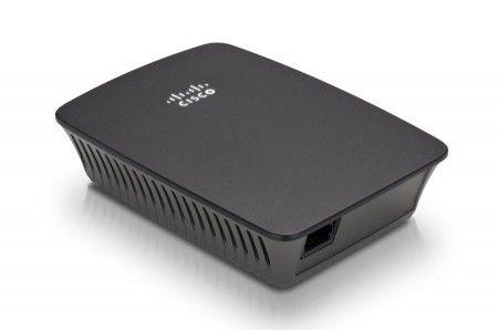 Cisco Linksys RE1000: amplifica la señal de tu WiFi