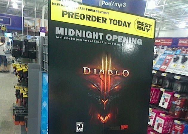 Diablo III el 1 de febrero