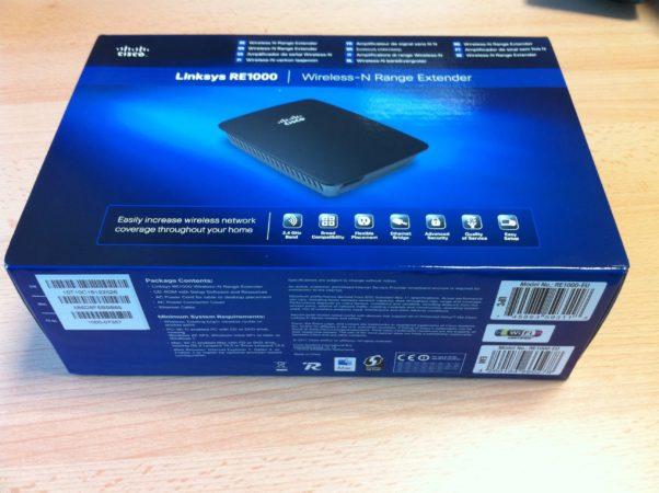 Cisco linksys re1000 amplifica la se al de tu wifi for Amplificadores de wifi potentes