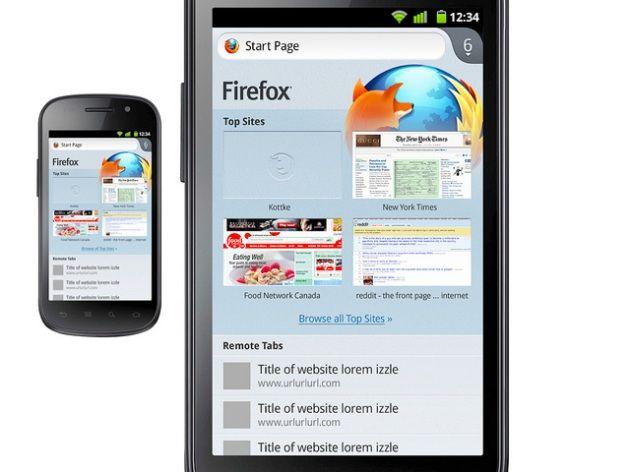 Firefox 11 Aurora llega con cambios radicales, sobre todo en Android 36