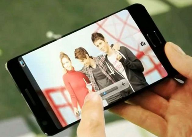 ¿Es éste el Samsung Galaxy S III?