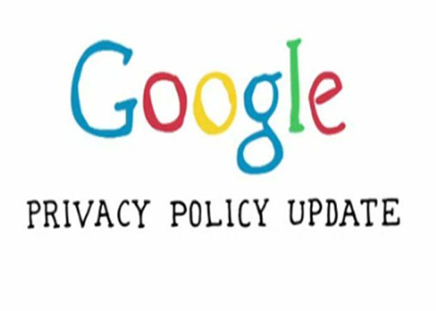 Google explica la simplificación de términos de uso y privacidad