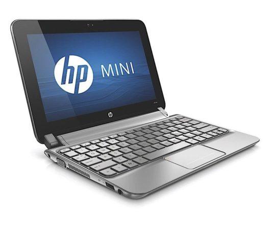 HP actualizará sus netbooks Mini 110 y 210 con CPUs Cedar Trail 32