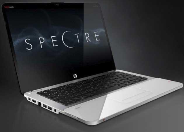 [CES 2012] HP presenta el ultrabook Envy Spectre