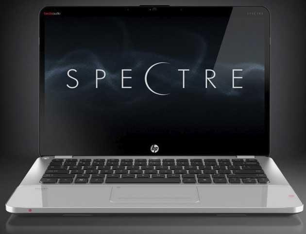 [CES 2012] HP presenta el ultrabook Envy Spectre 31