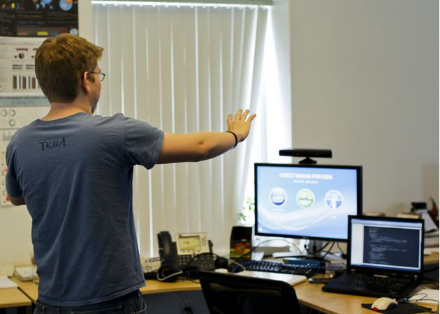 [CES 2012] Kinect llegará a Windows el 1 de febrero
