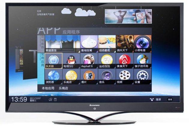 [CES 2012] Lenovo lanza la primera TV con Android 4.0