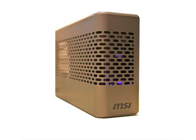 MSI GUS II, convierte tu portátil en un equipo gamer