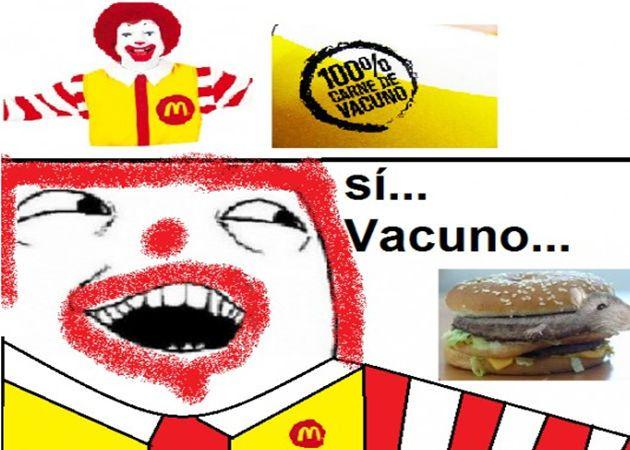 Campaña viral de McDonalds en Twitter termina en desastre para la cadena 30