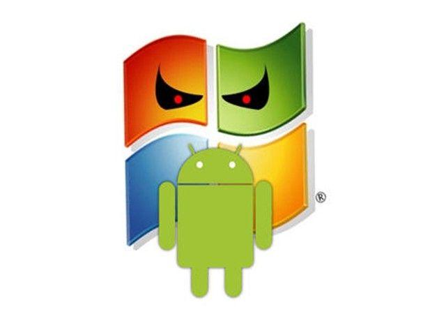Microsoft cobra ya por el 70% de los terminales con Android
