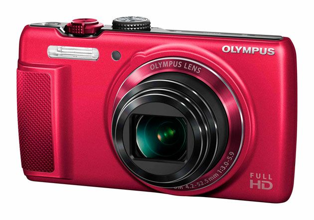 Olympus SH-21, una cámara para apuntar y disfrutar
