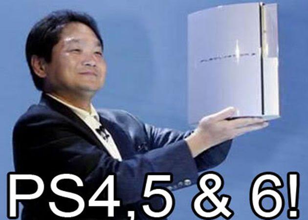 Nada de PlayStation 4 hasta 2016 dicen desde Sony