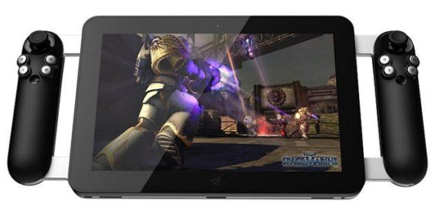 [CES 2012] Razer muestra el tablet más jugón del mercado: 'Fiona' 34