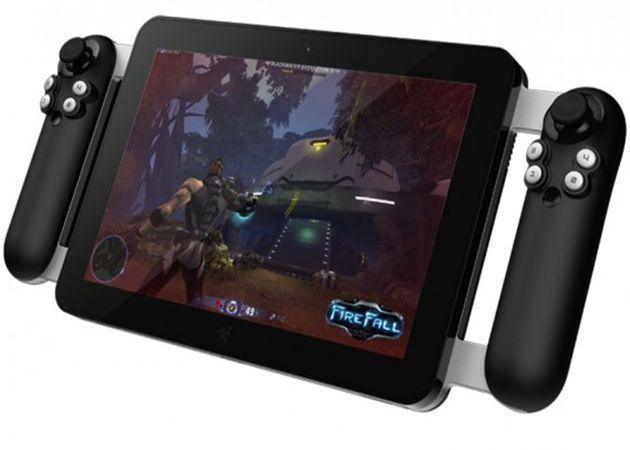 [CES 2012] Razer muestra el tablet más jugón del mercado: 'Fiona'