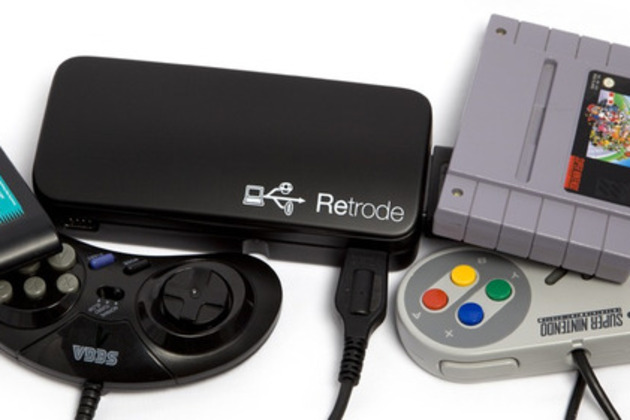 Retrode 2, revive tu infancia SNES y Megadrive en tu PC / Mac