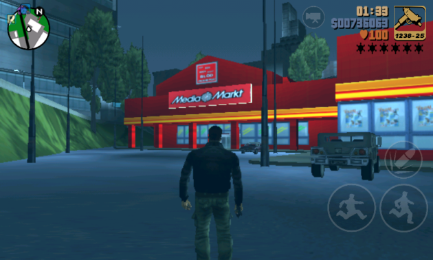 Los mods llegan a GTA III para Android e iOS