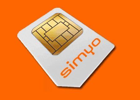 Simyo aumentará su cuota de datos en las tarifas de 5 y 3 céntimos (555 y 650 Mbytes)
