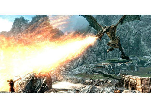 Bethesda ultima un parche para solucionar los problemas de Skyrim en PS3