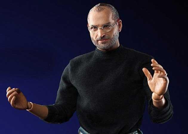 Jugueteras insisten en convertir a Steve Jobs en un muñeco