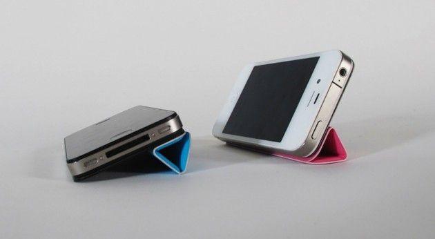 El SmartCover para iPhone: TidyTilt